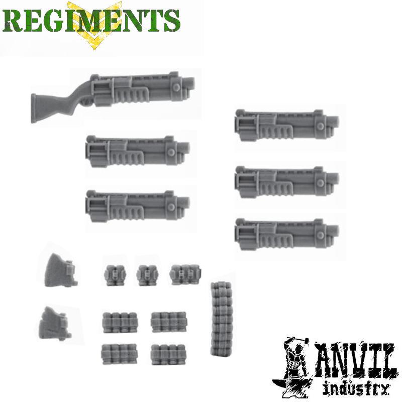 Trench Shotguns (6) [+$0.41]