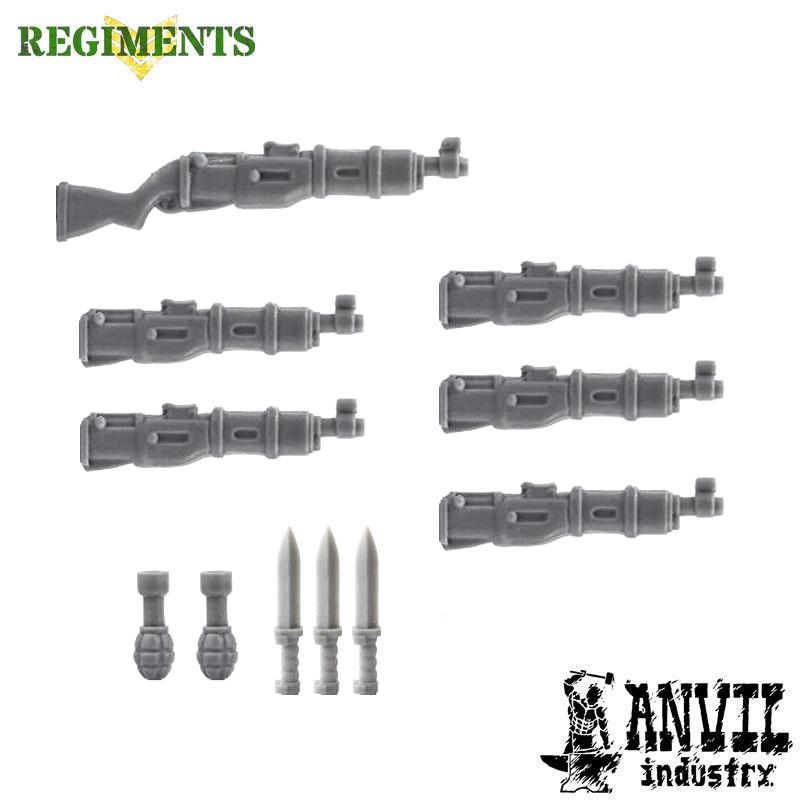 Mosin Rifles (6) [+$0.41]