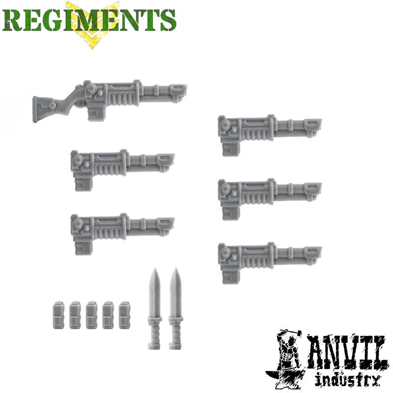 Phase Carbines (6) [+$0.41]