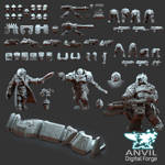 Picture of Digital - Armoured Renegades (Full Bundle)