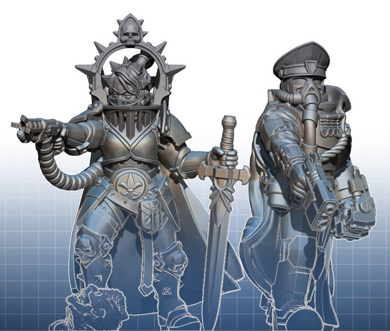 Digital Forge Launch - Design a Miniature Competition!