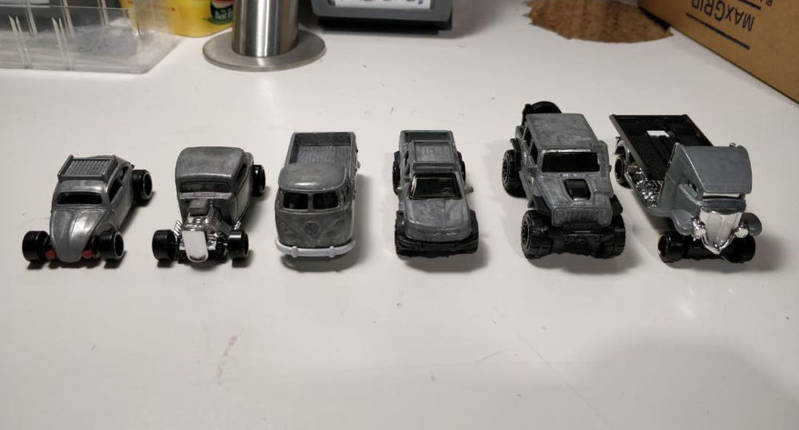 Anvil Studio Gaslands Cars