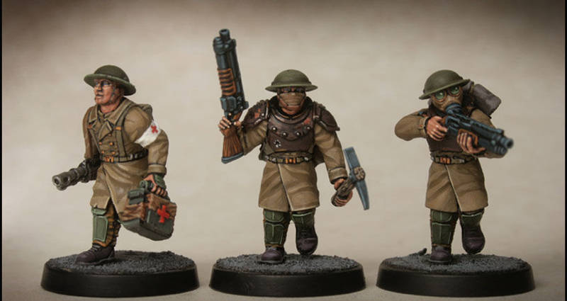 Regiments: Customer Showcase 2