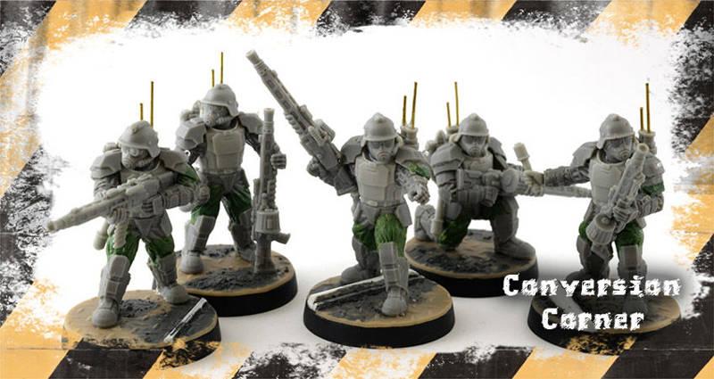 Conversion Corner #21: Panzer Cops