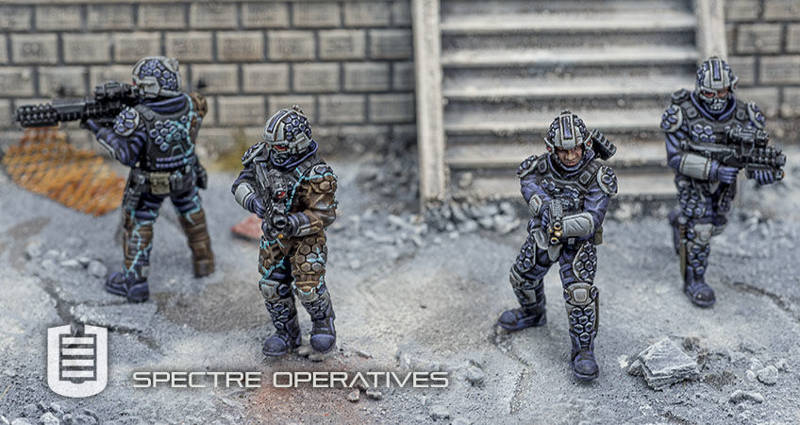 Afterlife Showcase: Spectre Operatives