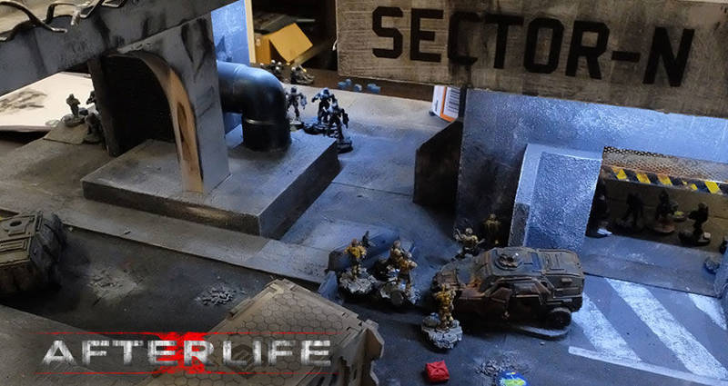 Afterlife : Our biggest studio game yet!