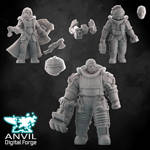 Picture of Digital - Gothic Void Modular Heroes & Ogre