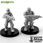 Picture of Female High-Tech Drop Trooper Command Pack