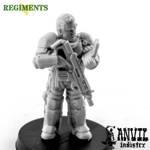 Picture of Drop Trooper - Commander Character