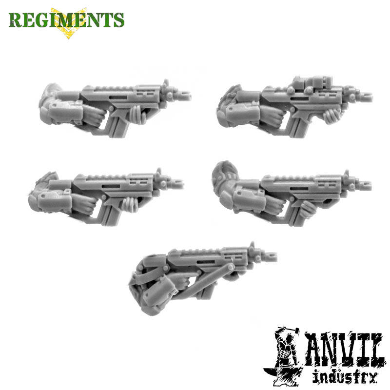 Drop Trooper Arms with Carbines