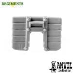Picture of Gun Shield - Plates (1)