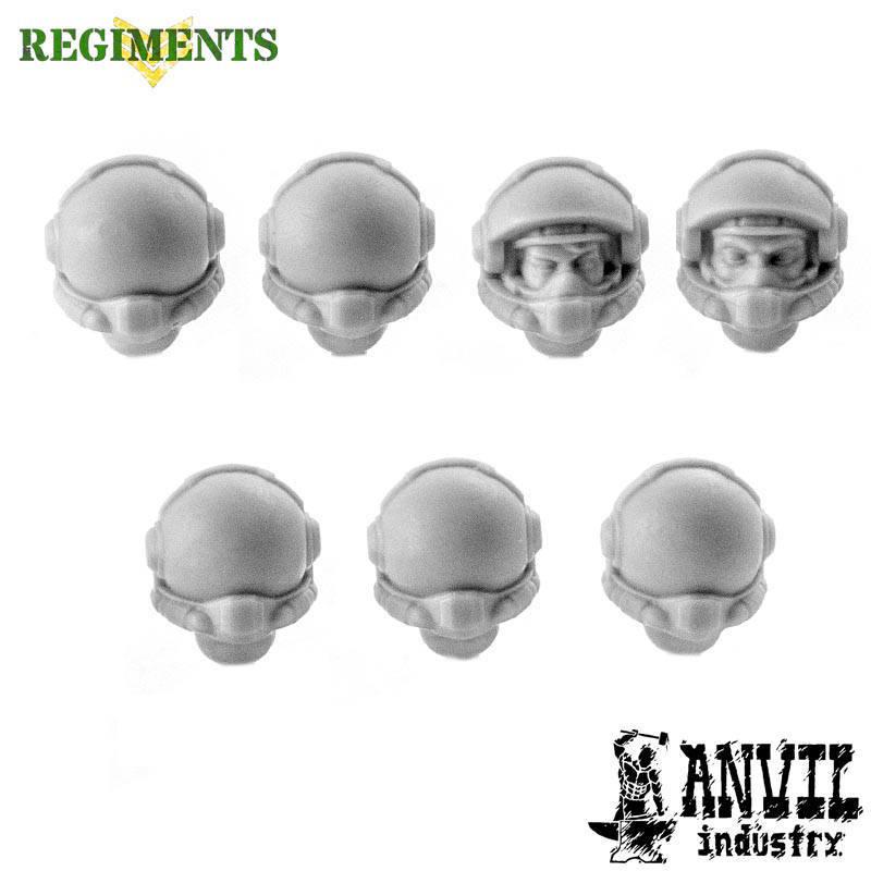 Spheroidal Dome Bubble Helmets
