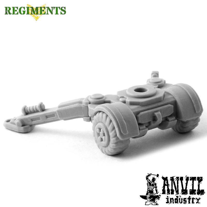 Gun Carriage