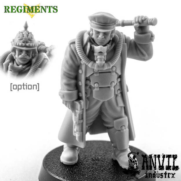 Picture of Iron Corps Officer