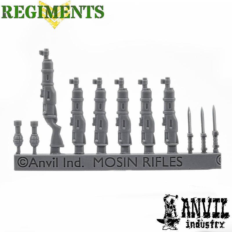 Mosin Rifles