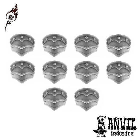 Gothic Banded Paudrons [+€1.84]
