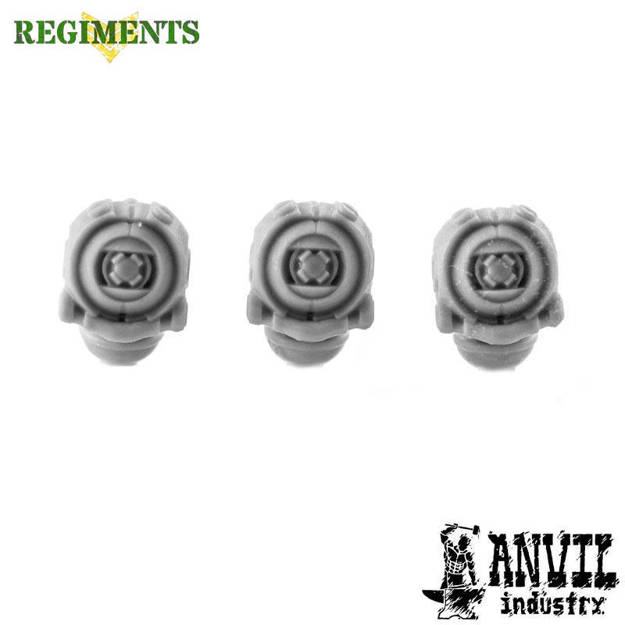 Picture of Regiments Automata Spheroid Heads (3)