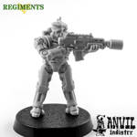Picture of Regiments Automata Pistol-Grip  Rifle Arms (5 pairs)