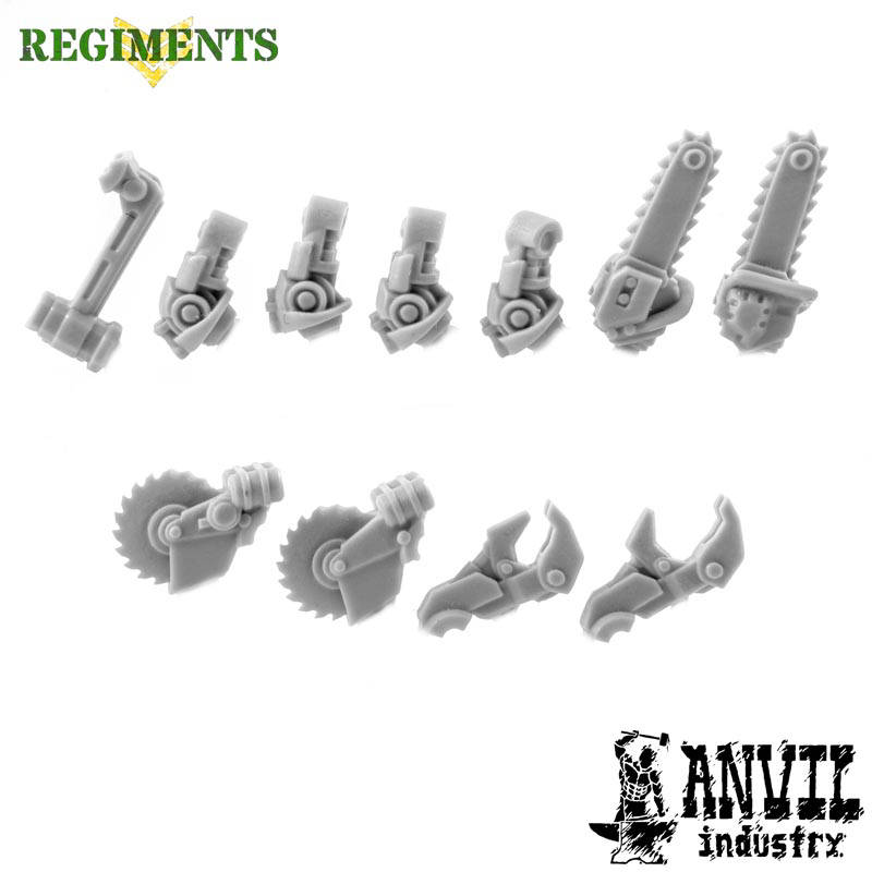 Automata Melee Arms (2 pairs) [+€3.50]