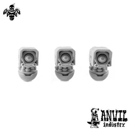 Picture of Exo-Lord Security Camera Heads (3)
