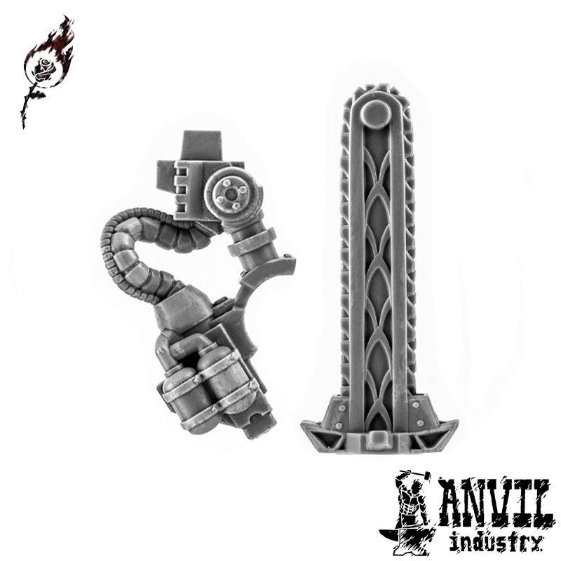 Heavy Chain Blade