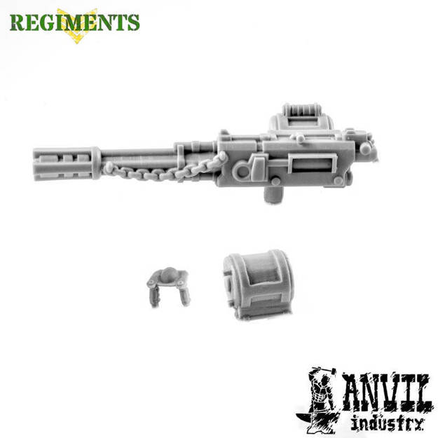 Picture of Gothic Autocannon with Chains (1)