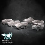 Picture of Digital - Amphibious Infantry Fighting Vehicle (Full Bundle)