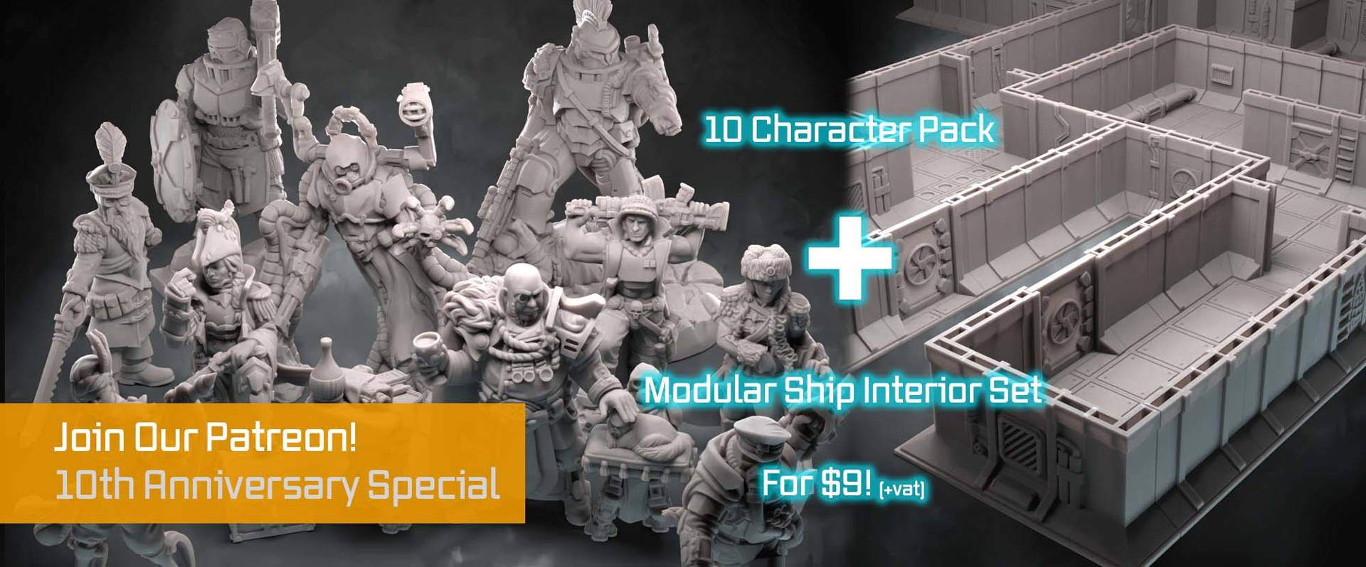 Anvil Industry 10th Anniversary Download Pack