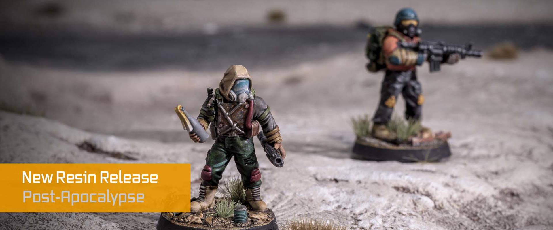Post-Apocalypse Miniatures